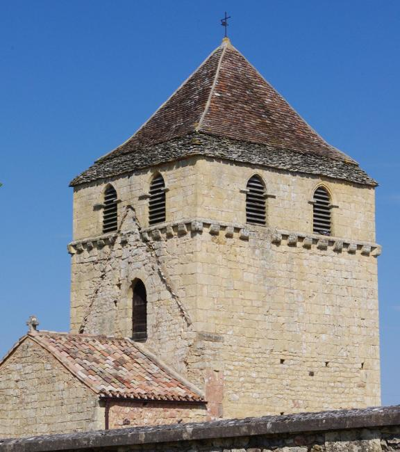 Kapelle in Montferrand du Perigord