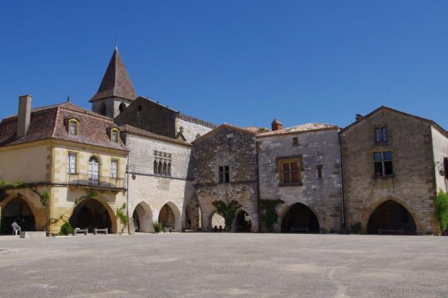 Monpazier pays de bergerac tourisme - Office de tourisme de dordogne ...