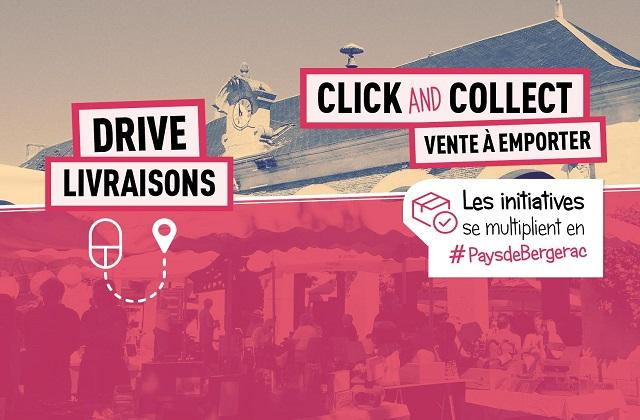 Click and collect | Vente à emporter