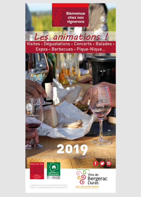 animations Route des Vins 2019